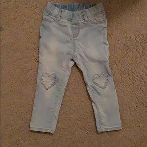 2T Gap jeans